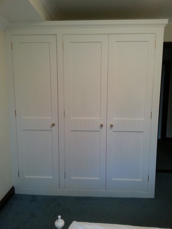 Bespoke Hand Made Fine Fitted Furniture Carpenter London